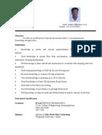 p&p resume