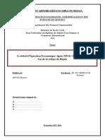 Le statut d'Opérateur Economique Agrée (OEA)