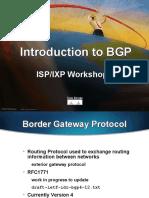 0 - BGP Intro