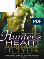 Alpha Pack 04 - Hunter's Heart - Josi