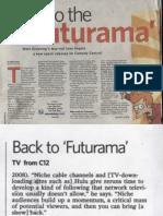Futurama Comes to Comedy Central