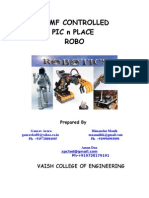 Robot Project Report Robotics