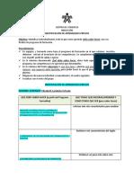 B2 Formato Identificacion aprendizajes previos