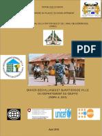 Cahier Des Villages Et Quartiers de Ville Du Couffo