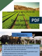 Ganadería y agricultura de España
