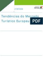 Tendências do Mercado Turístico Europeu