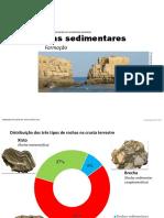 02 - Rochas Sedimentares - Formação 2018-2019