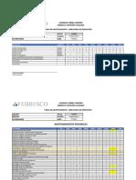 PROGRAMA DE MANTENIMIENTO MF85
