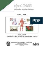 Biology Module 14. Genetics - The Study of Inherited Traits2