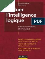 Évaluer l΄intelligence logique (Approche cognitive et dynamique)