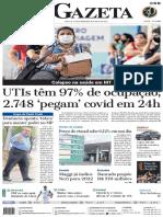 A Gazeta Cuiabá 05.03.21