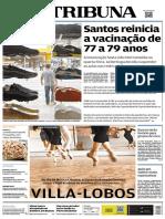 A Tribuna de Santos 05.03.21