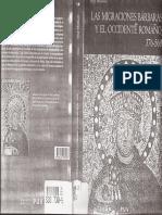 Halsall, Guy - Las Migraciones Barbaras y El Occidente Romano 376 568 COMPLETO