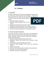 Matematika - PB1 BILANGAN