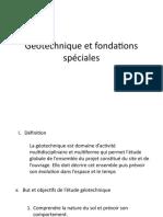Cour G+®otechnique et fondations sp+®ciales