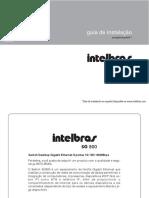 Intelbras manual sg_800_switch_8_portas_gigabit_ethernet_