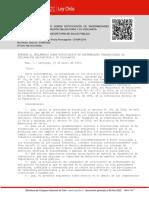 Decreto N°7, 24-01-2020, Reglam Notif de Enfs Transms d Declar Obligat y su Vigilancia