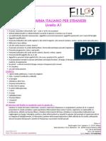 Programma-Italiano-per-stranieri-A1