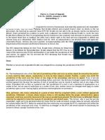 DIGESTS Remedial Law Review I - Civil Procedure