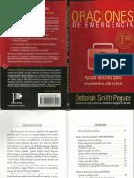 Oraciones de Emergencia - Deborah Smith