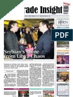Belgrade Insight - February 2011.
