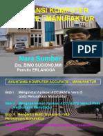 Akuntansi Komputer- Accurate (Manufaktur) - Final