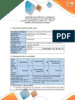 Fase 4 Guía de actividades y rúbrica de evaluación