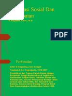P1-Organisasi Sosial dan Kekerabatan x