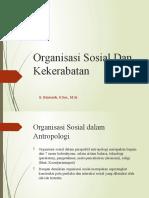 P1-Organisasi Sosial dan Kekerabatan