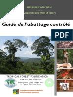 Guide d'abattage controle_MEF-Gabon_OIBT