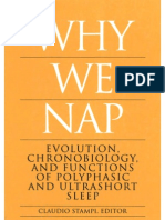 Why We Nap