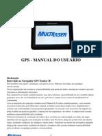 Multilaser - manual 4,3