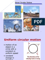01 - Uniform Circular Motion