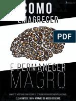 E-book - COMO EMAGRECER E PERMANECER MAGRO