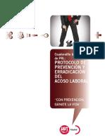 Cuadernillo Protocolo Acoso Baja 2010