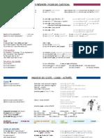 Resume Debutant a01