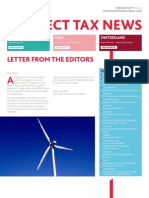 BDO Indirect Tax News - Issue 3, February 2011