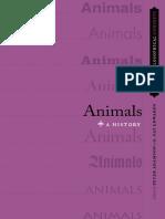 Adamson Peter Edwards Gf Eds Animals a History