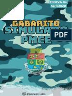 04 Gabarito Simulado Set-2020 @Pmceestudos