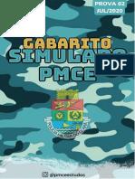 02 Gabarito Simulado Jul-2020 Pmceestudos