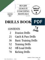 Manual da RLC de drills