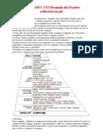 MYPRODUCT53 Piramida lui Maslow