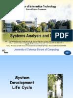 system analys & DLC
