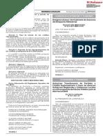 RESOLUCION MINISTERIAL 033-2021-MINCETUR - Designan Asesor I Del Gabinete de Asesores Del Despacho Ministerial