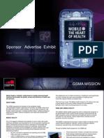 GSMA-mHA Mobile Health Summit 2011_Sales_110126