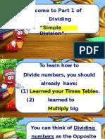 Division Part 1