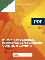 Plano Operacional Vacinação COVID