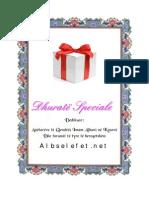 Dhurate Speciale Per Halebistat dhe Albsallatat