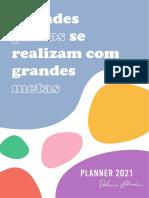 Planner 2021 - Débora Aladim