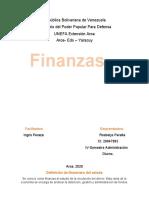 finanzas rosbelys
